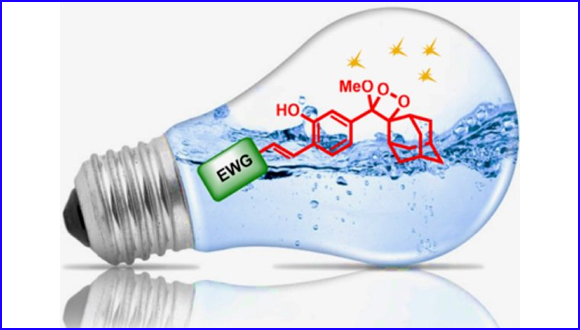 The Emergence of Aqueous Chemiluminescence: New Promising Class of Phenoxy 1, 2-Dioxetane Luminophores
