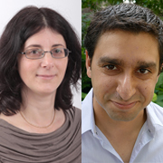 Congratulations to Prof. Yael Roichman and Dr. Shlomi Reuveni who have been a awarded the prestigious European Union ERC grant