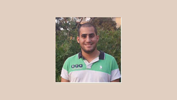 Congratulations to Qais Jaber from the School of Chemistry on winning the Peled scholarship for excellent PhD students