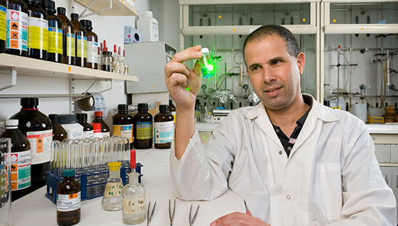 Congratulations to Prof. Doron Shabat of the School of Chemistry for receiving the 2018 ICS-Adama Prize for Technological Innovation
