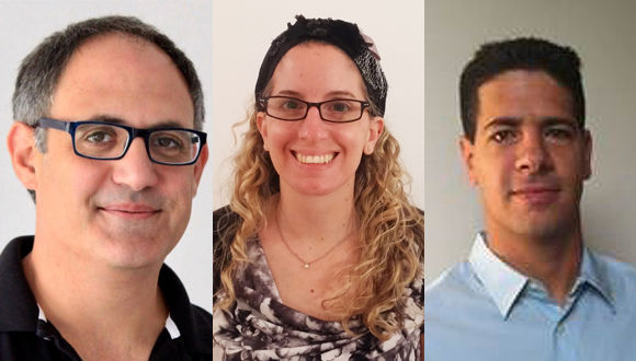 Congratulations to Dr. Liron Barak, Dr. Moshe Ben Shalom, and Dr. Yoav Lahini who have each received ISF large equipment grants