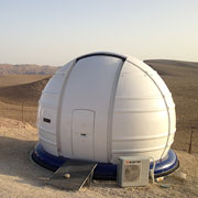 A new observing facility at the Wise Observatory