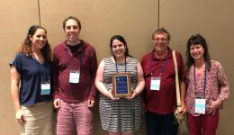 EC Lab Members win an ACM SIGecom Award
