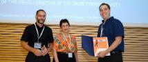 Alon Eden wins Michael B. Maschler Prize