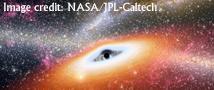 "TAU-led team discovers new way black holes are ""fed"""