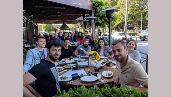August 2019: Edmond J. Safra – UCLA partner in a summer program