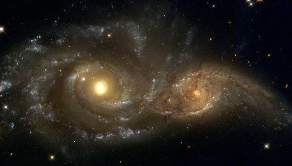 Astrophysics - Contact Us