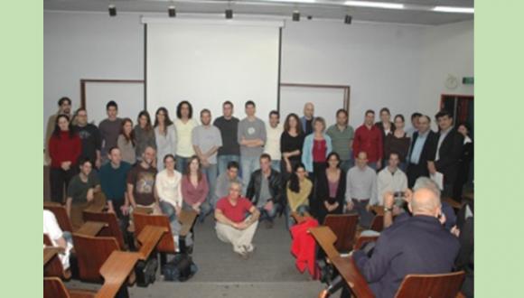 Annual Fellowship Ceremony 2007-2008