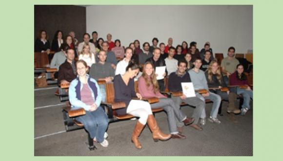 Annual Fellowship Ceremony 2008-2009