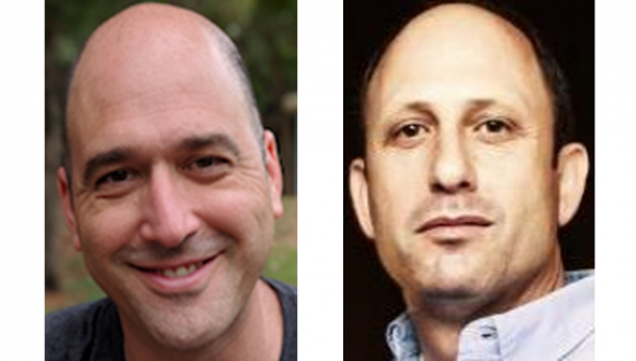 April 2021: Burstein and Shomron win the Rector excellent teaching award