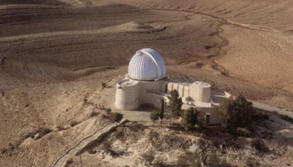 Astrophysics - Wise Observatory