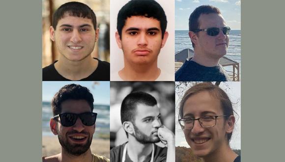 The Israeli team