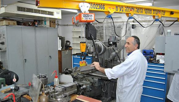 Mechanical Workshop for Research and Development - Picture 2