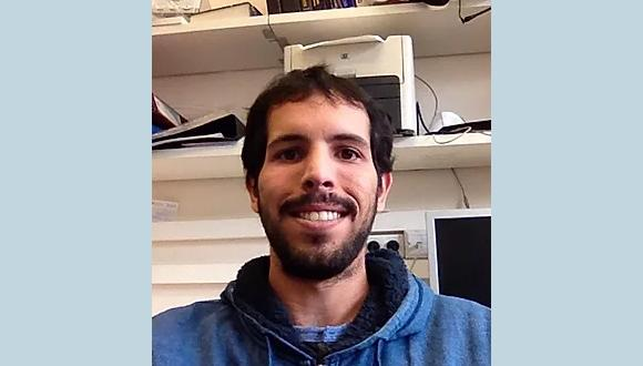 """Congratulations to PhD student Ori Green from the School of Chemistry for winning """"Jortner Prize"""" for 2019 and for being selected as a Rothschild Fellow for 2020-2021"""