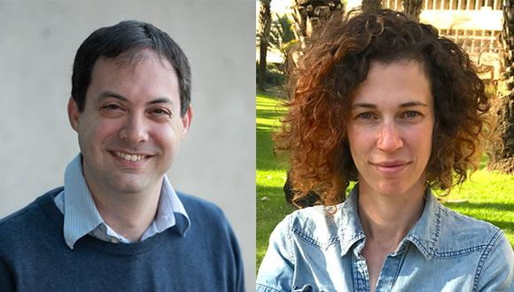 Congratulations to Dr. Roni Ilan and Dr. Iair Arcavi who won the IPS Awards for 2019/2020