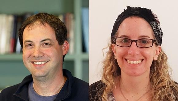 Congratulations to our colleagues Liron Barak and Iair Arcavi, both of whom have won the prestigious Alon Fellowship