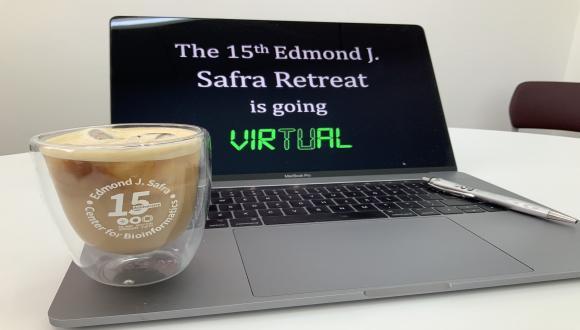 The Fifteenth Retreat of the Edmond J. Safra Center for Bioinformatics