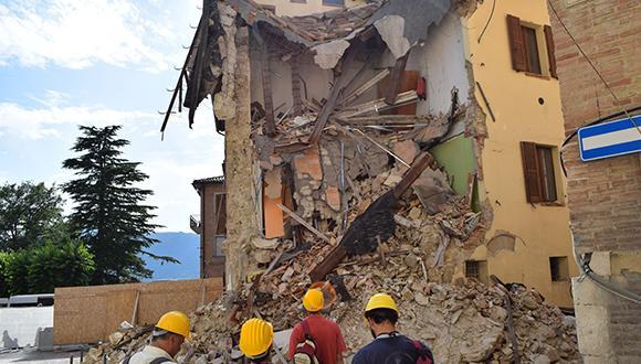 Earthquake Center