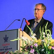Founding the School & History - Joshua Jortner (Hebrew)