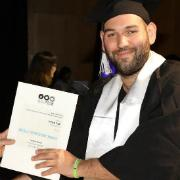Congratulations to Yuval Snappir for his graduation