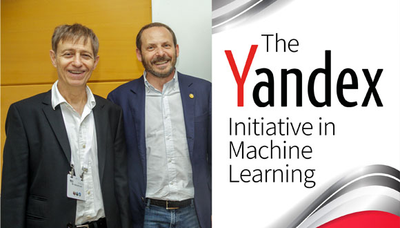 The Yandex Initiative in Machine Learning Inauguration Ceremony