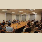 "June 2019: ""Edmond J. Safra Young"" Academia-Industry meeting"